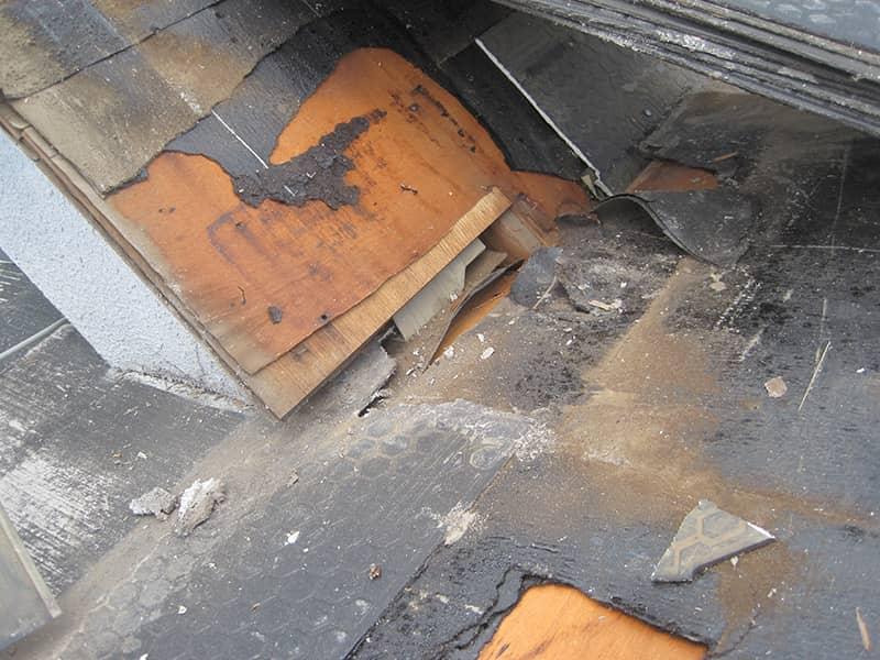瓦屋根の修理・交換にはご加入中の火災保険が使えます!