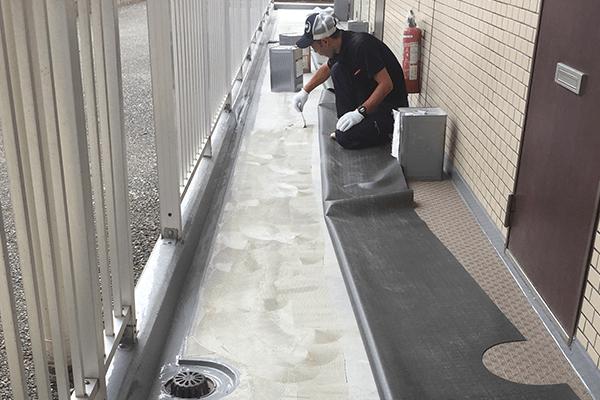2.外壁補修・塗装