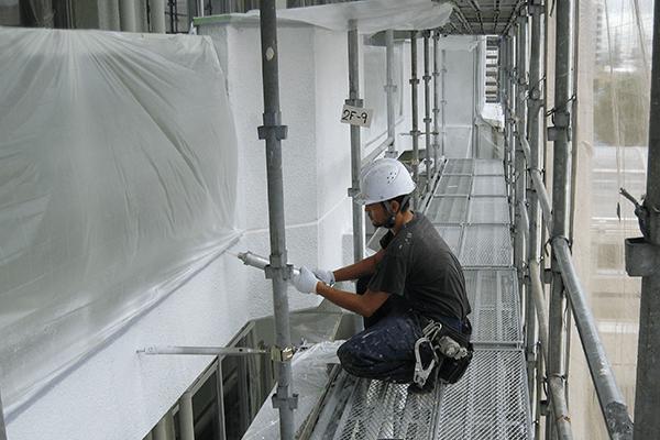 3.防水材の張替え