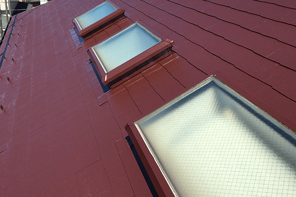 天窓からの雨漏りの原因の多くは天窓の寿命!