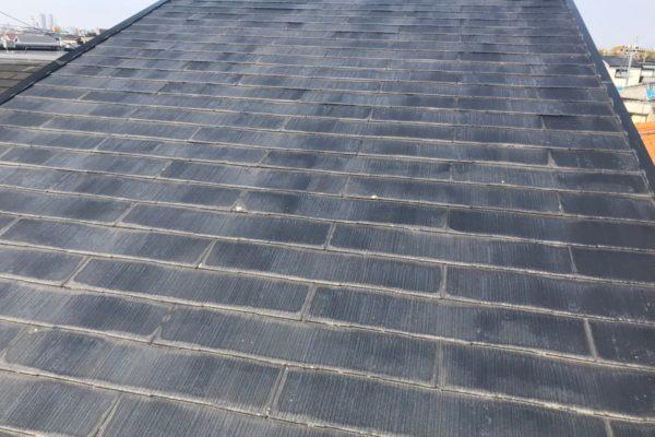 愛知県豊田市 屋根工事 屋根塗装 遮熱塗料 アステック スーパーシャネツサーモ (1)