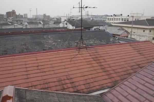 豊田市 屋根工事 屋根塗装 バイオ洗浄 フッ素塗料とは (1)-min