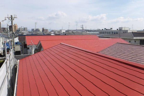 豊田市 屋根工事 屋根塗装 バイオ洗浄 フッ素塗料とは (2)-min